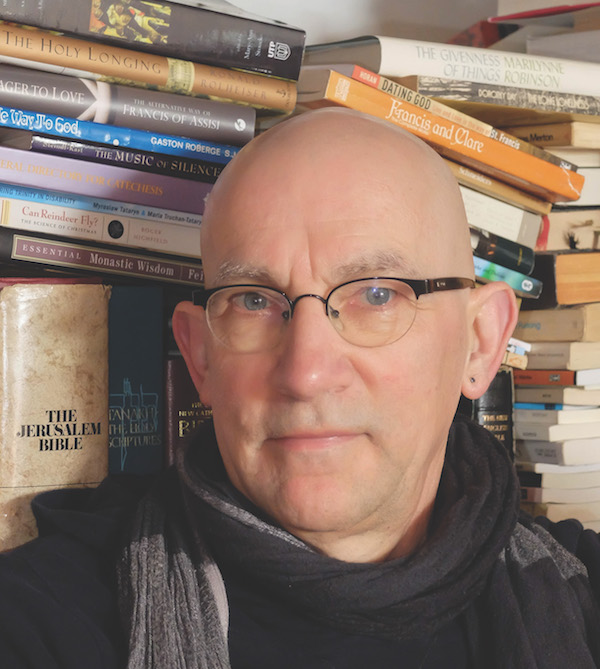 Kevin Burns, author of Henri Nouwen: His Life and Spirit (Francsican Media, 2016)